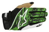 Перчатки Alpinestars Gravity Glove green