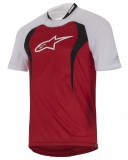 Джерси Alpinestars Drop Jersey S/S red