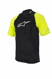 Джерси Alpinestars Drop Jersey S/S yellow