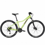 Велосипед Trek Cali S WSD green (2016)