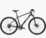 Велосипед Trek 8.4 DS black (2016)