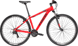 Велосипед Trek MARLIN 4 Red (2017)