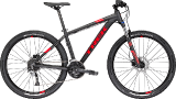 Велосипед Trek MARLIN 7 Black (2017)