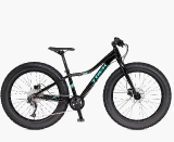 Велосипед Trek FARLEY 24 Black (2017)