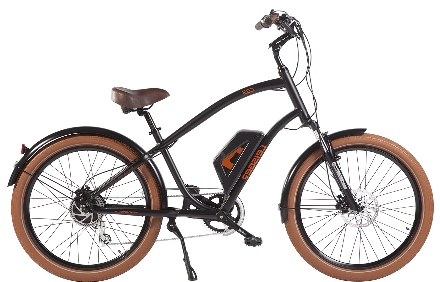 Leisger CD5 Cruiser 2016