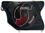 AeroComfort Triathlon with external lateral shields - 131*45*90 cm