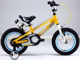 "Велосипед Royal Baby Freestyle Space №1 Alloy 16"" yellow"