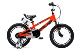 "Велосипед Royal Baby Freestyle Space №1 Alloy 18"" orange"