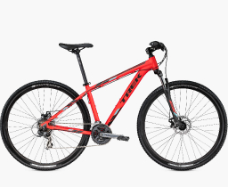 Велосипед Trek Marlin 5 red (2016)