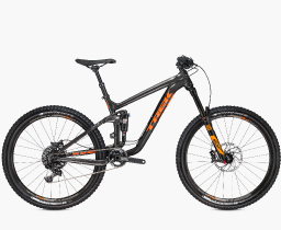 Велосипед Trek Slash 8 (2016)