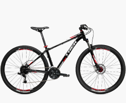 Велосипед Trek X-Caliber 6 black (2016)