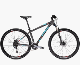 Велосипед Trek X-Caliber 7 black (2016)