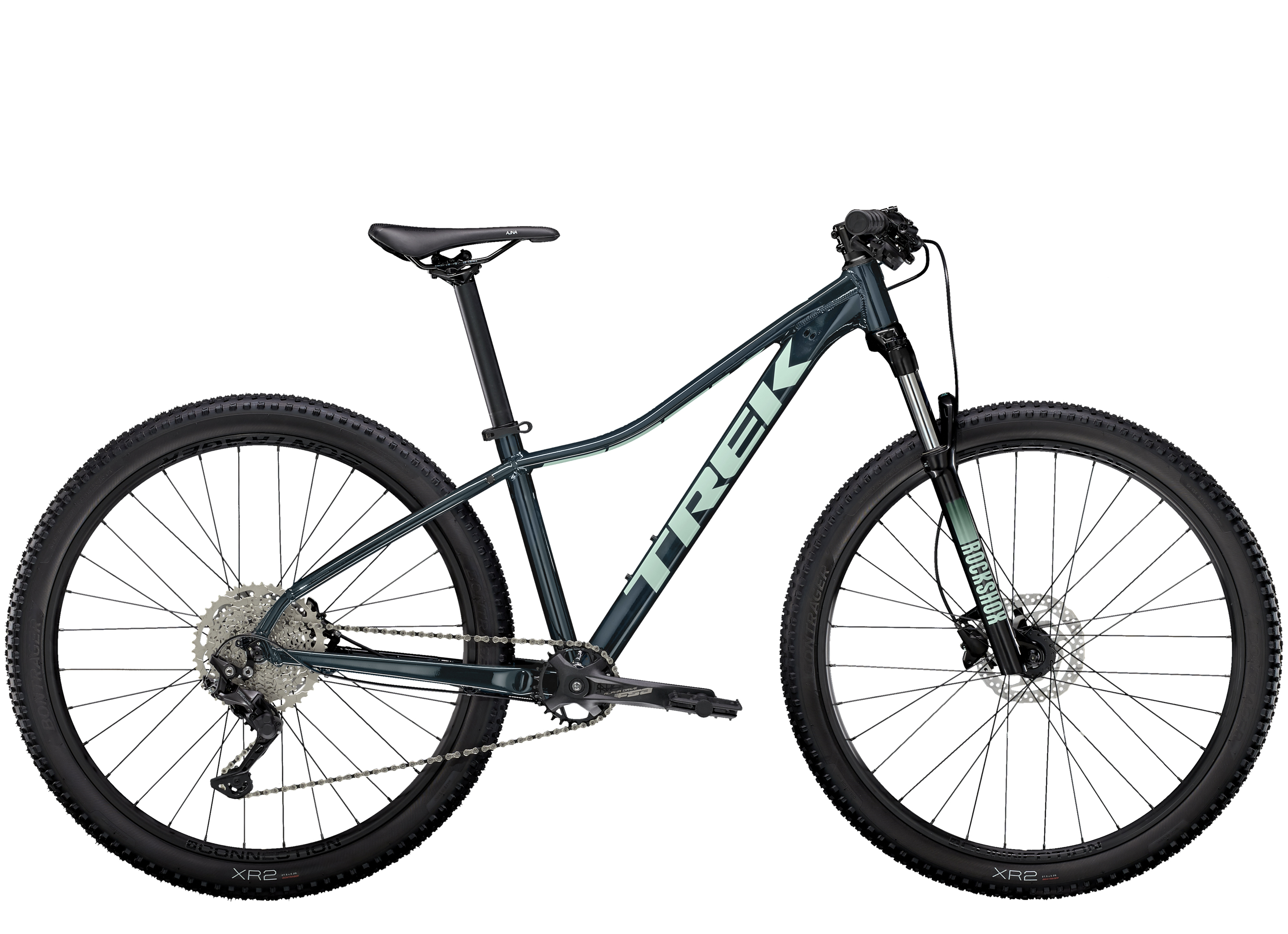 "Велосипеды Trek MARLIN 7 WSD Matte Nautical Navy/Matte Anth 27.5"" 2021"